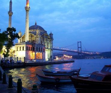 Israel, Jordania & Turquia